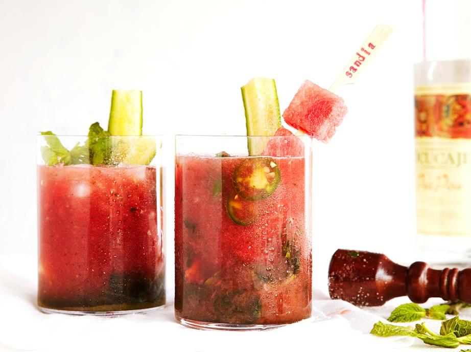 Sandia Drinks